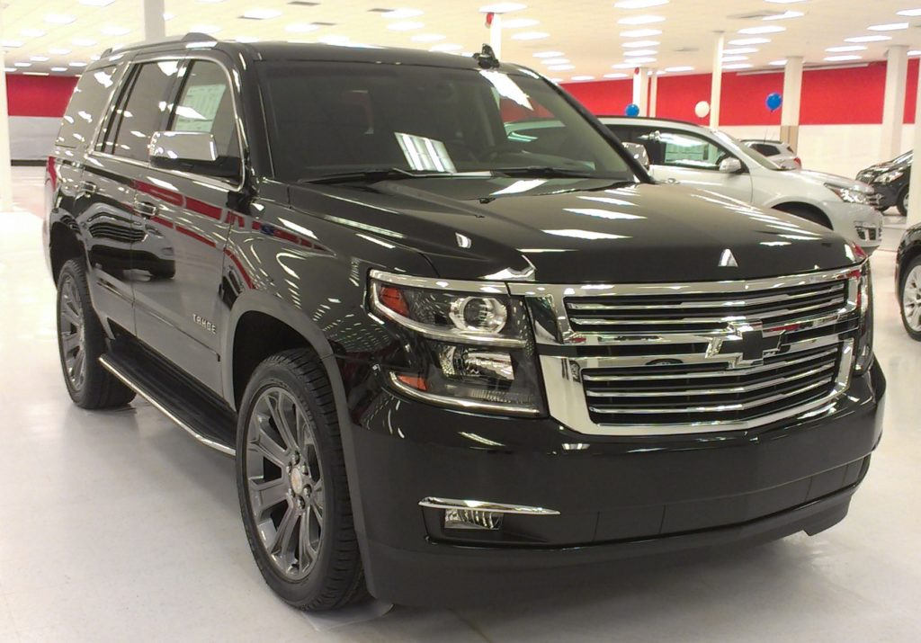 CHEVROLET TAHOE Rent a car in Dubai